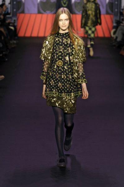 Trendy jesień-zima 2011/12 - pokaz kolekcji Anna Sui