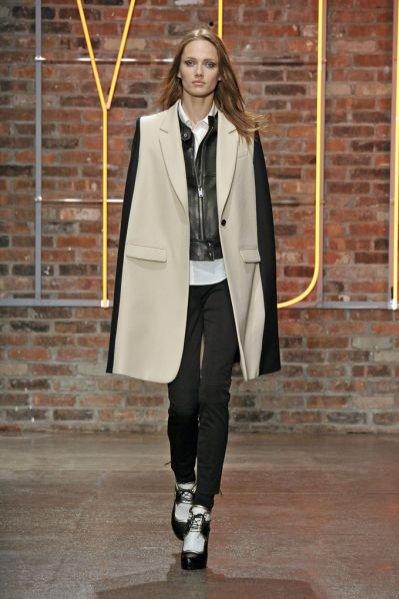 Pokaz kolekcji DKNY jesień zima 2011