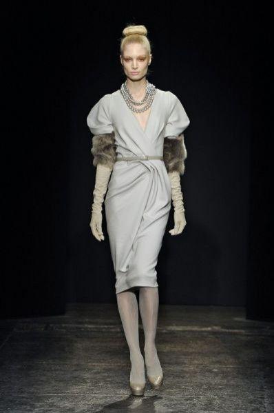 Pokaz kolekcji Donna Karan jesień-zima 2011/12