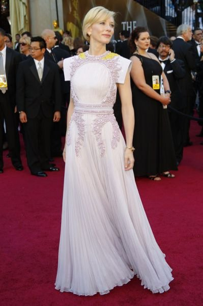 Cate Blanchet, Givenchy haute couture s 2011
