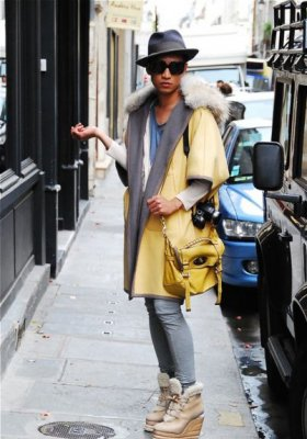 ZNANI I LUBIANI NA PARIS FASHION WEEK