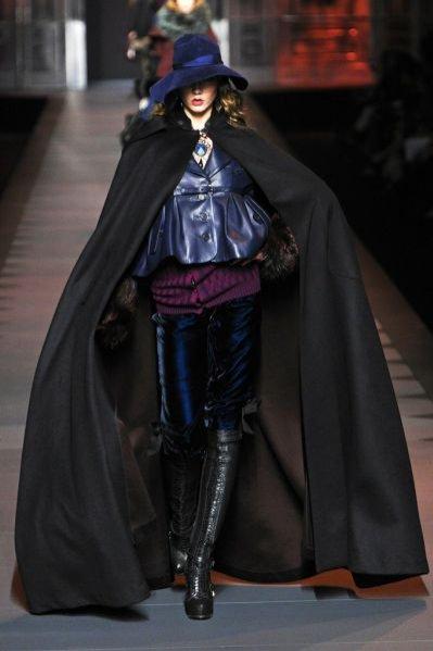 Pokaz kolekcji Christian Dior jesień-zima 2011/12