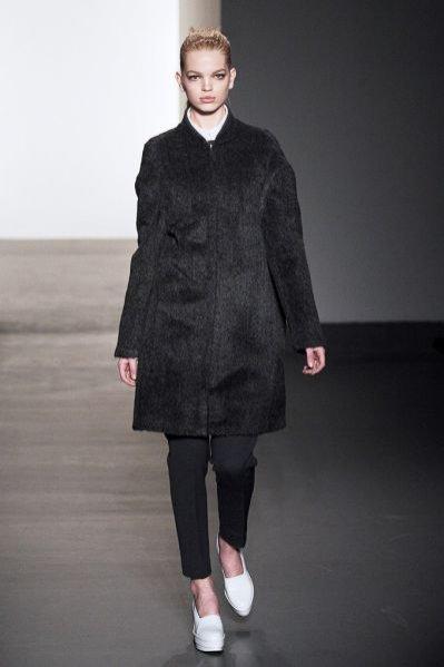 Pokaz kolekcji Calvin Klein jesień zima 2011