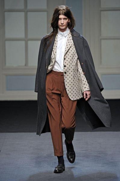 Pokaz damskiej kolekcji Paul Smith jesień zima 2011