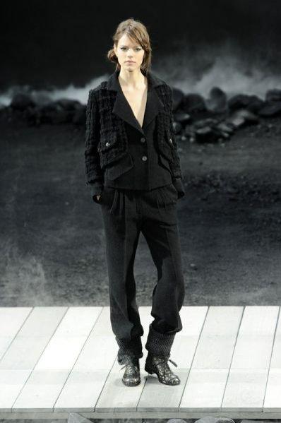 Chanel jesień-zima 2011/12