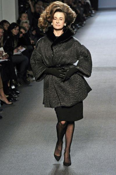 Pokaz kolekcji Jean-Paul Gaultier jesień-zima 2011/12