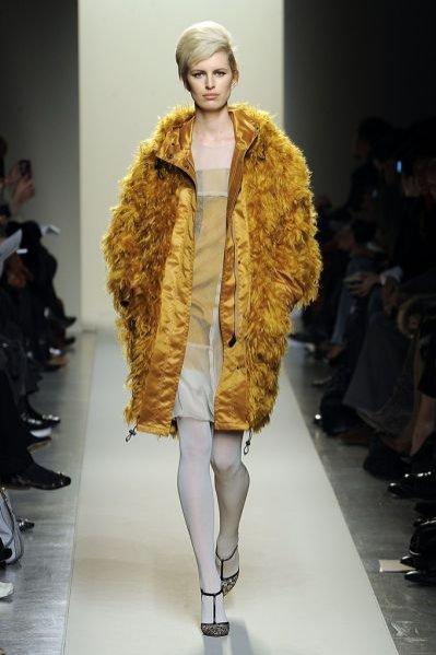 Pokaz kolekcji Bottega Veneta jesień zima 2011