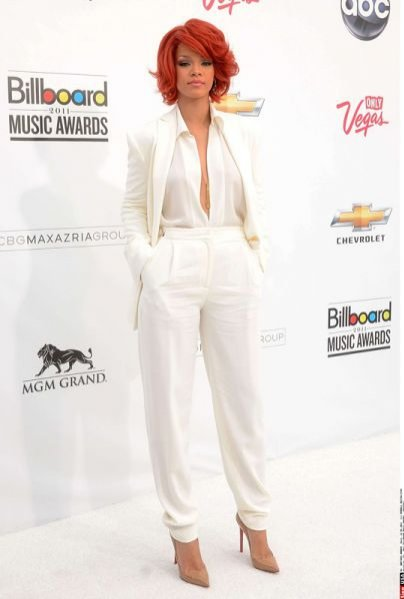 Rihanna Kobietą Roku według Vogue Italia