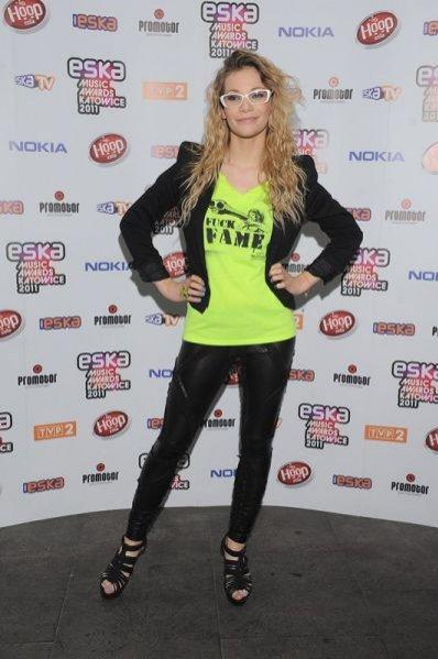 Maja Bohosiewicz na Eska Music Awards