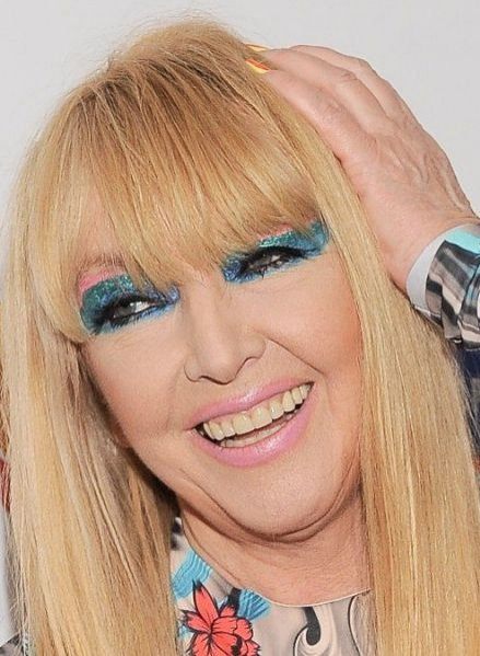kolorowy makijaż Maryli Rodowicz