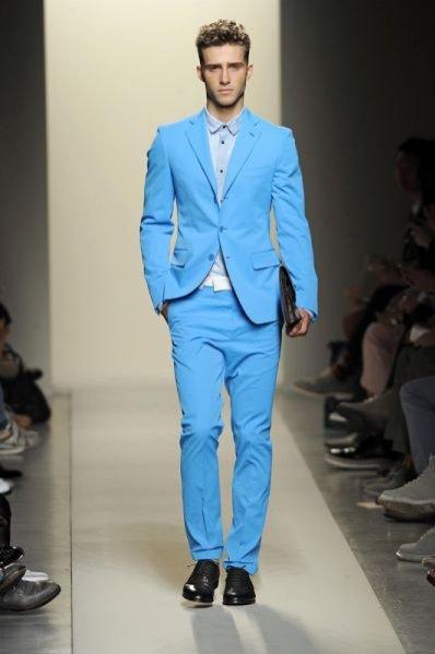 Pokaz kolekcji Bottega Veneta wiosna lato 2012