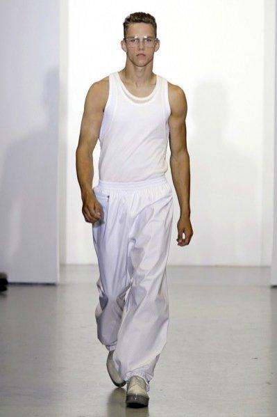 Calvin Klein Collection wiosna lato 2012