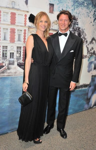 Eva Herzigova na Love Ball