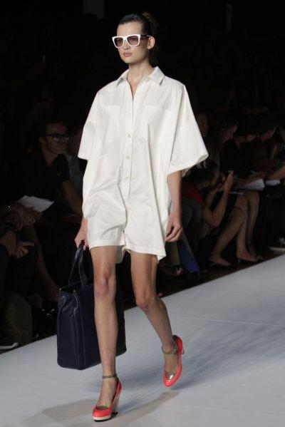 New York Fashion Week wiosna lato 2012 - pokaz kolekcji Marc by Marc Jacobs