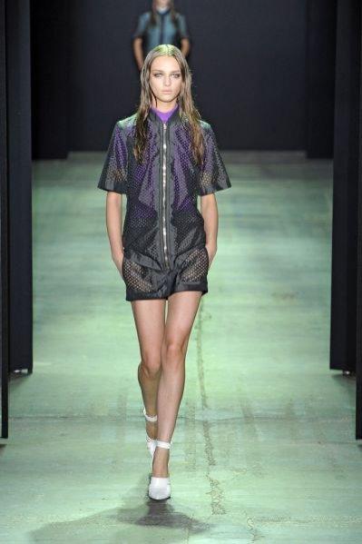 Trendy wiosna lato 2012 - Alexander Wang