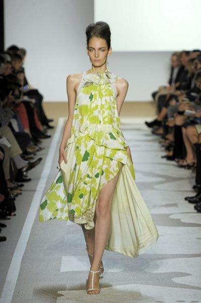 Trendy wiosna lato 2012 - Diane von Furstenberg