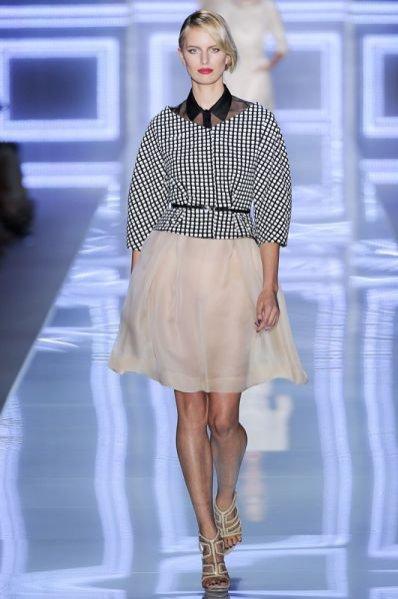 Christian Dior wiosna lato 2012