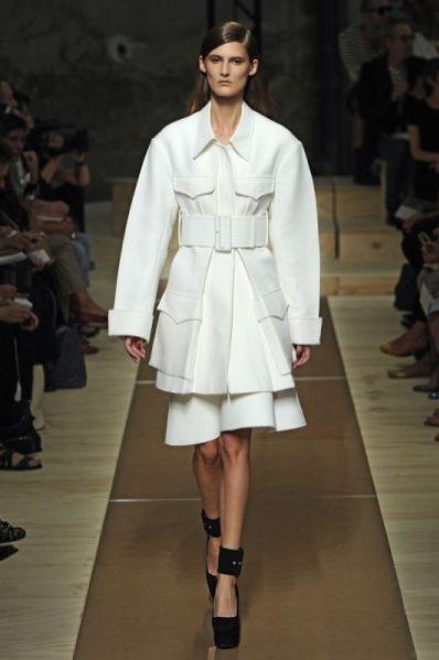 Pokaz kolekcji Céline wiosna lato 2012
