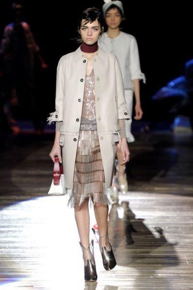 Pokaz kolekcji Marc Jacobs wiosna lato 2012