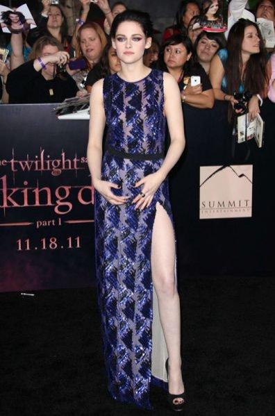Kristen Stewart na premierze