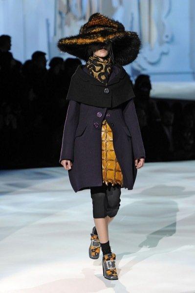 Pokaz kolekcji Marc Jacobs jesień zima 2012/13