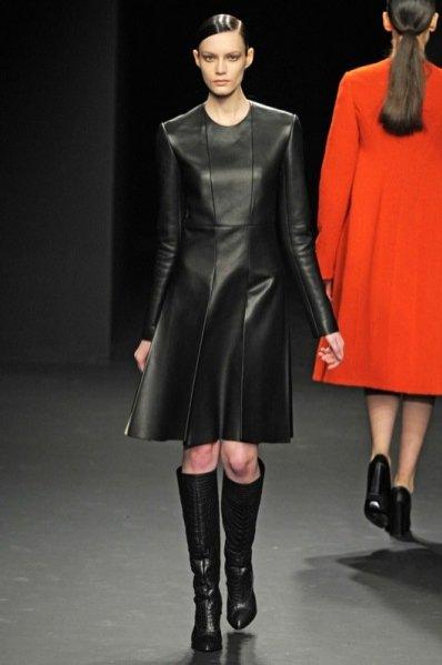 Calvin Klein jesień zima 2012