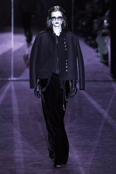 Pokaz kolekcji Gucci jesień zima 2012