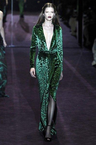pokaz kolekcji Gucci jesień zima 2012/2013