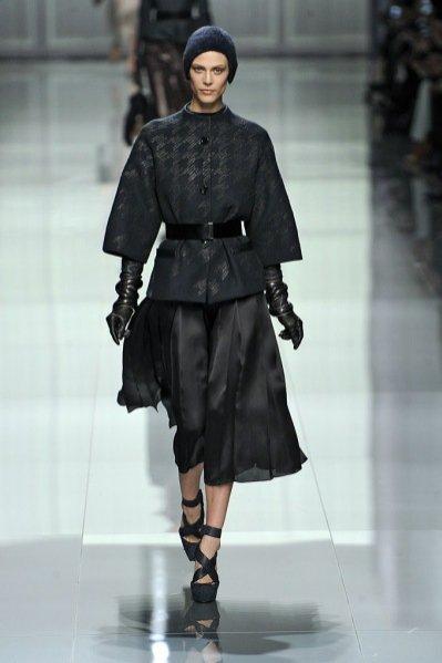 Pokaz kolekcji Christian Dior jesień zima 2012/13