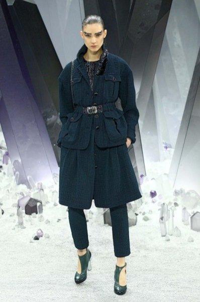 Chanel jesień zima 2012