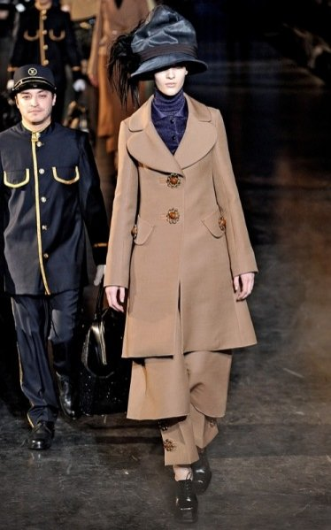 Louis Vuitton jesień zima 2012