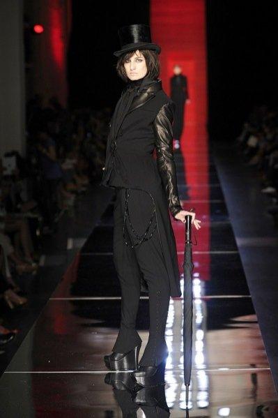 Pokaz Jean-Paul Gaultier haute couture jesień 2012
