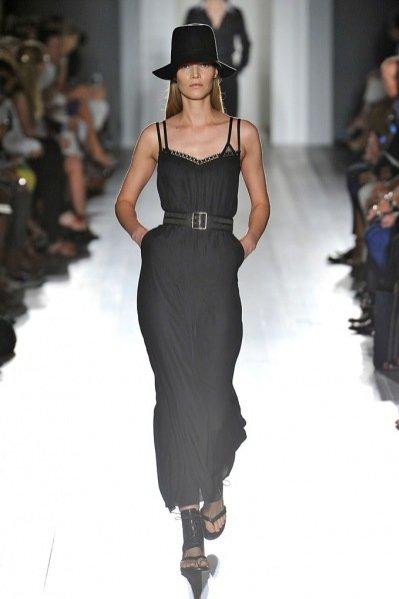 Pokaz kolekcji Victoria Beckham wiosna lato 2013