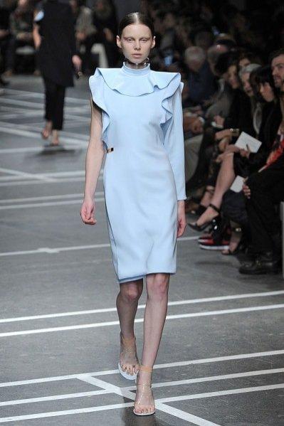 Pokaz kolekcji Givenchy wiosna lato 2013