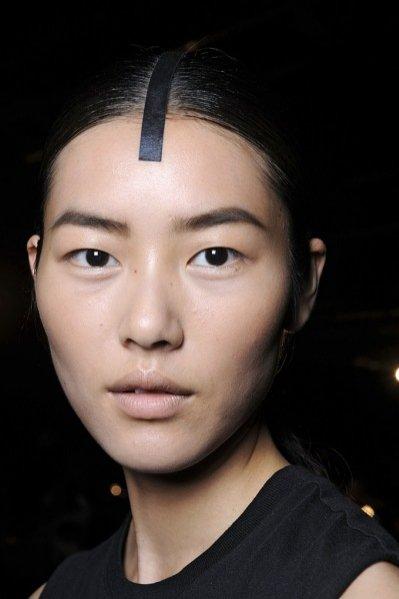 Trendy w makijażu wiosna lato 2013 - Alexander Wang