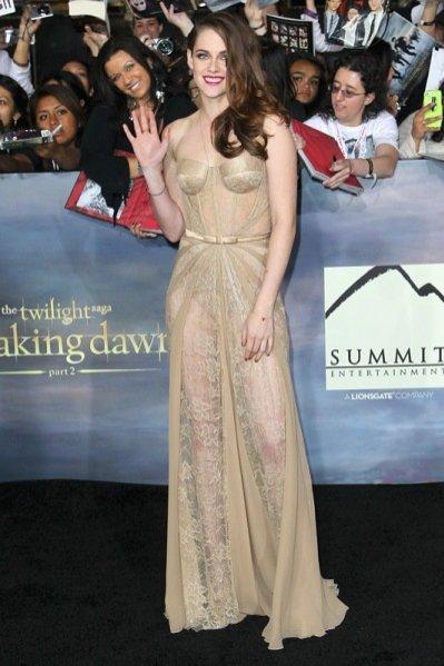 Kristen Stewart na premierze w Los Angeles