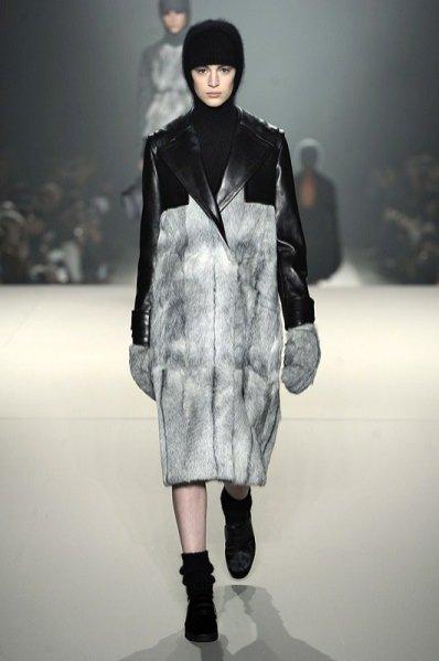 pokaz kolekcji Alexander Wang jesień zima 2013/14