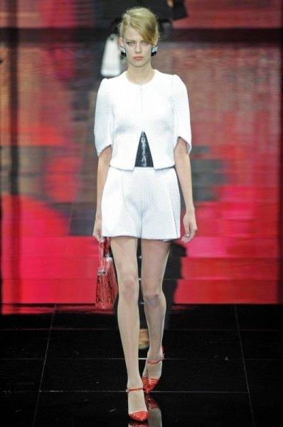 2. Armani Privé haute couture jesień zima 2014/2015