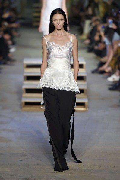Givenchy - kolekcja wiosna lato 2016