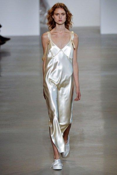 Calvin Klein - kolekcja wiosna lato 2016