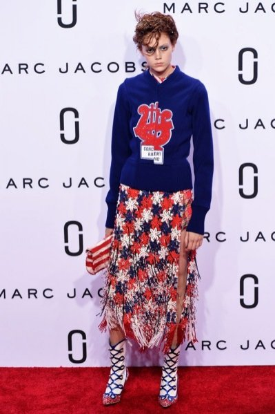 Marc Jacobs - kolekcja wiosna lato 2016