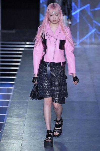 1. Louis Vuitton - kolekcja wiosna lato 2016