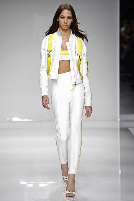 1. Atelier Versace wiosna 2016