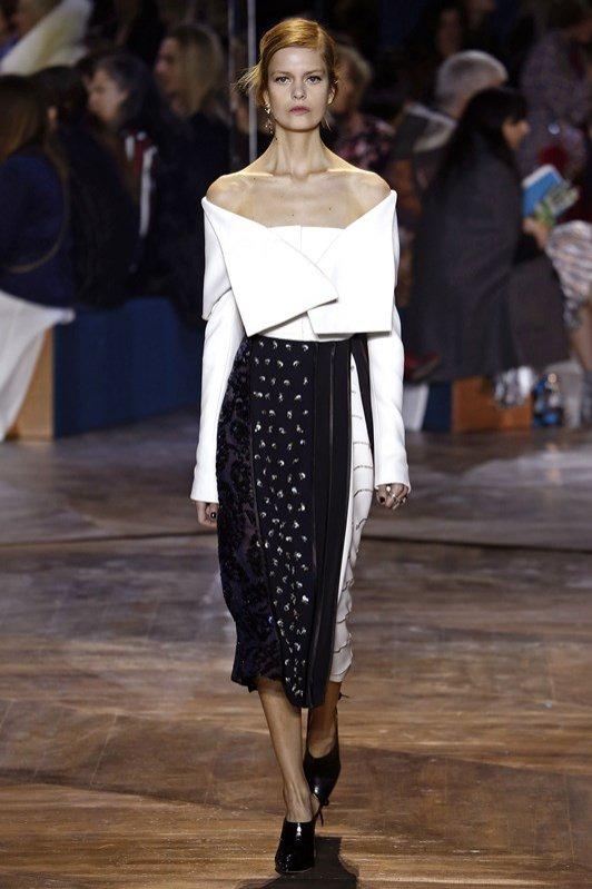 1. Dior haute couture wiosna 2016