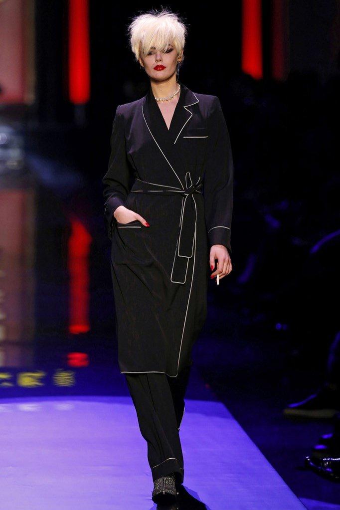 1. Jean Paul Gaultier - pokaz haute couture wiosna lato 2016