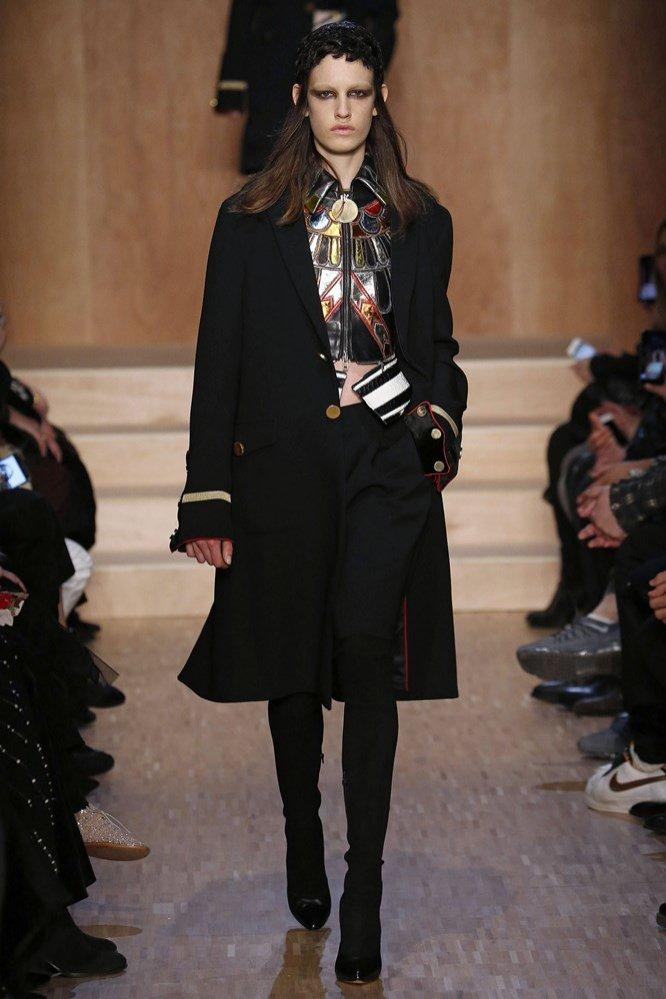 1. Givenchy jesień zima 2016