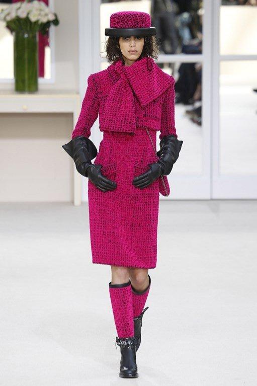 1. Chanel - kolekcja jesień zima 2016