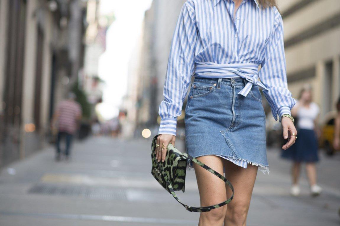 Torebki mini - trendy wiosna lato 2017 - streetfashion