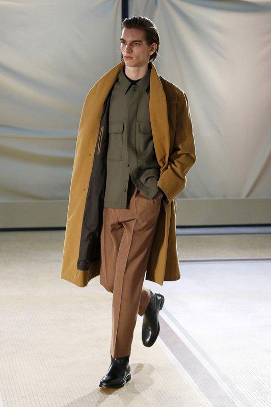 Moda męska - Christophe Lemaire