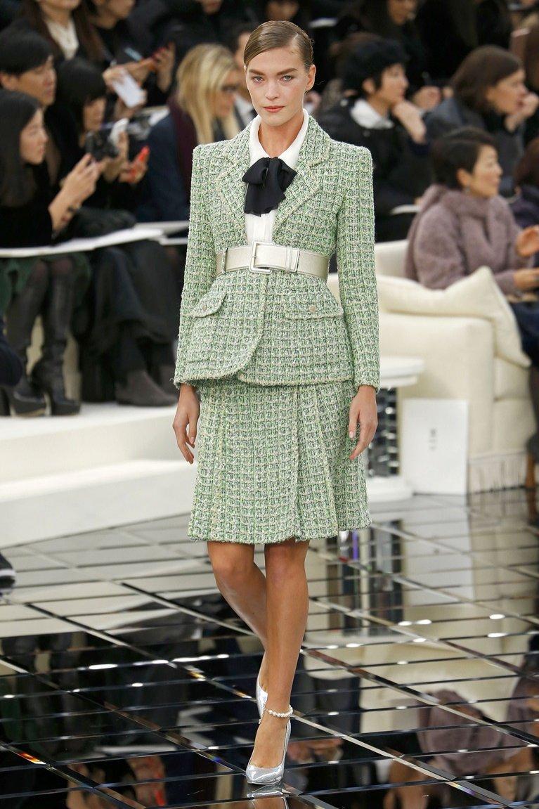 Chanel haute couture wiosna lato 2017